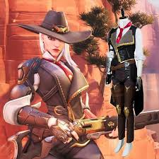 Overwatch developers blizzard has confirmed the start time for the 2021 lunar new year event. Overwatch Ow New Hero Ashe Cosplay Costume