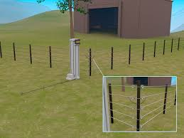 wire fence gate. Wire Fence Gate
