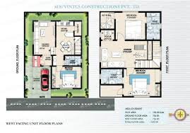 west facing house plans per vastu plans north facing house plan west facing house plans as