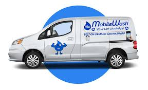 MobileWash - The Best Mobile Car Wash & Car Detailing App