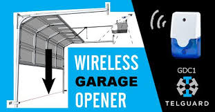 z wave garage door 2TELGUARD GDC1 ZWAVE GARAGE DOOR OPENER REVIEW  The Smartest House