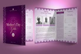 5 Remarkable Mothers Day Church Program Templates Inspiks Market