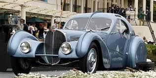 Das besondere am bugatti type 57 sc atlantic coupé ist die karosserie, die damals futuristisch wirkte. Oldtimer Von Bugatti Ist Das Teuerste Auto Der Welt