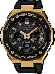 search g shock g steel stainless steel men s watches casio g shock g shock g steel gsts100g 1a