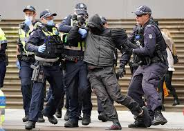 Was victoria's second wave sparked by black lives matter protests? Covid 19 Stress Fuels Spike In Australia Family Violence Voice Of America English