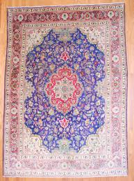 persian hand knotted tabriz 8 6 x 12