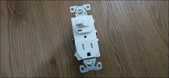 how to replace a light switch a switch outlet combo one very important thing before you start you won t be able to use these switch outlet combo units if power isn t coming into the light switch box