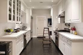Interior Solutions Kitchens Kitchen Efficient Galley Kitchens Small Galley Kitchen Design