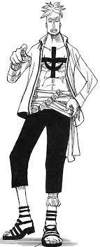 Marco | Viz Fairy One Piece Tail Wiki | Fandom