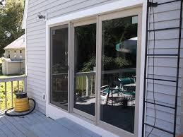 sliding glass patio door installation east bridgewater ma