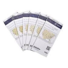 Great Falls Sectional Chart Details About Expired Faa Sectional Charts For Wrapping Paper Or Decor