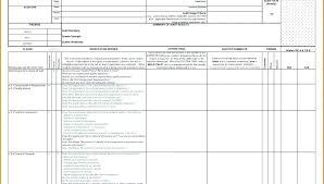 Audit Form Template