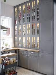 Cuisines Ikea Metod Finition Bodbyn Gris Ikeaddict Ikea Floor To