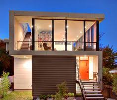 ideas about Small Modern Houses on Pinterest   Small Modern    Small Houses on Small Budget by Pb Elemental Architects   Modern House Designs