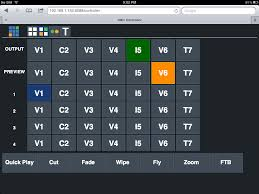 Vmix Tally Light Set How To Control Vmix From A Web Browser Using Vmix Web