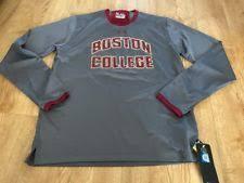 under armour eagles. nwt ncaa boston college eagles under armour heatgear loose fit ls shirt medium