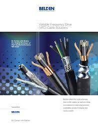 Vfd Cable Ampacity Chart Vfd Cable Solutions Manualzz Com