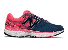 new balance pink running shoes. new balance 680v3 - womens running castaway with guava svzvgr1s pink shoes e