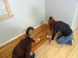 Staining Floor Apply Stain Amazing Design
