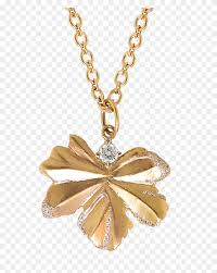 gold leaf and diamond pendant marissa collections gold leaf png