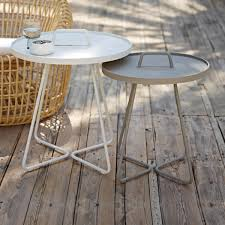 outdoor side table decor tables clearance