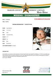 MISSING ENDANGERED PERSON** Ivan... - Marion County Sheriff's Office |  Facebook