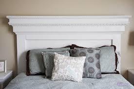 Ideas Diy Headboards For Queen Beds