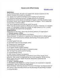 sample causal analysis essay causal analysis essay outline selfguidedlife