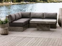 outdoor sofa furniture. Exellent Furniture Raphael 5pc Modular Outdoor Sofa In Furniture A