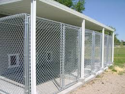 image of chain link fence paint white