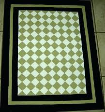 harlequin green kitchen rug sage and black french lime chevron rugs dark