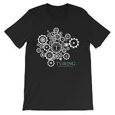 Turing School Of Software Design Turing Gears Loose Fit Short Sleeve T Shirt
