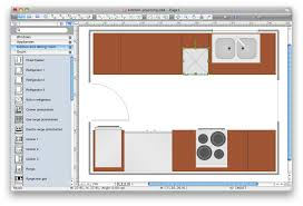 How To Design A Kitchen Floor Plan How To Use Kitchen Design Software Kitchen Planning