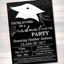 Create A Graduation Invitation Party City Graduation Invitations And Party City Graduation