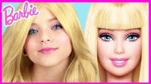 barbie makeup tutorial kittiesmama naturesknockout collab