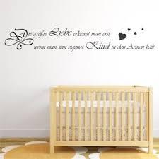 Liebe Kind Wandtattoo Zitat Kinderzimmer Sprüche Wandaufkleber