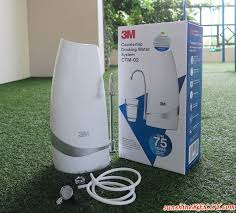 unboxing 3m ctm 02 countertop drinking water system