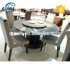 dining tables round travertine dining table antique wooden natural