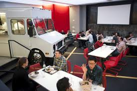 fantastic google office. fantastic google office socalled truck four cafeterias googleu002639s east coast headquarters credit karsten i