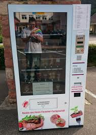 German Vending Machines Inspiration Meanwhile In Germany Sausage Vending Machine