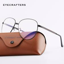 Vintage Designer Frames Us 6 72 50 Off Fashion Retro Brand Designer Womens Eyeglass Frames Mens Eyeglasses Frame Vintage Large Oversized Clear Lens Optical Glasses In Mens