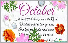 Official Birth Flower Chart Month Flowers