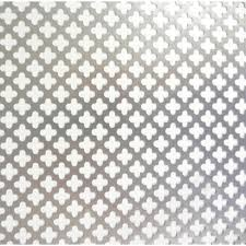 Patterned Sheet Metal