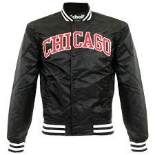 schott nyc stadium chicago black er jacket