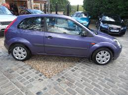 FORD FIESTA 1.6 STYLE CLIMATE 16V Automatic 3 door hatch amethyst ...