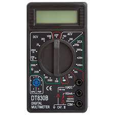 <b>Мультиметр DT 830B</b>, ТЕК (<b>РЕСАНТА</b>), жк-дисплей – купить по ...