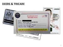 Your military id is your insurance card and has all of the information that a provider needs to file a claim. An Introduction To Tricare