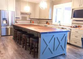 wood top island wood top kitchen island awesome and also attractive wood island countertop diy wood