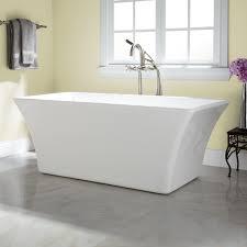draque acrylic freestanding tub of bathtubs menards