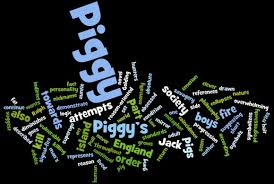 wfc learning together year lord flies piggy piggy piggy wordle jpg